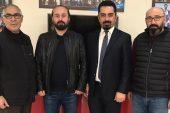 Beyaz Sayfa İletişim&Yayıncılık Genel Müdürü Çatalkaya'dan Kulübümüze Ziyaret