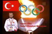 Hedef Olimpiyat Madalyası!