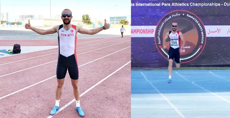 Milli Atletimizden Rekor ve Olimpiyat Kotası