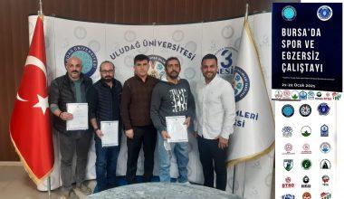 Dekan Prof.Dr.Ramiz Arabacı'dan Başkanımıza teşekkür belgesi.