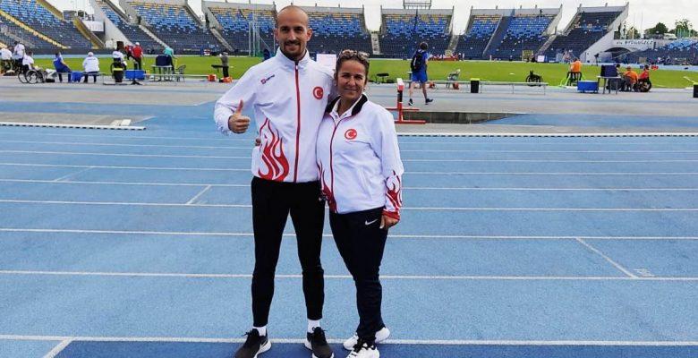Milli Atletimiz Avrupa Şampiyonası'nda piste çıkıyor