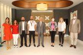 Başkan Turgay Erdem, Milli Atletimizi Ağırladı