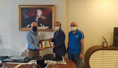 Mustafa Bozbey'i ziyaret ettik